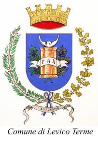 LogoComuneLevico con scritta